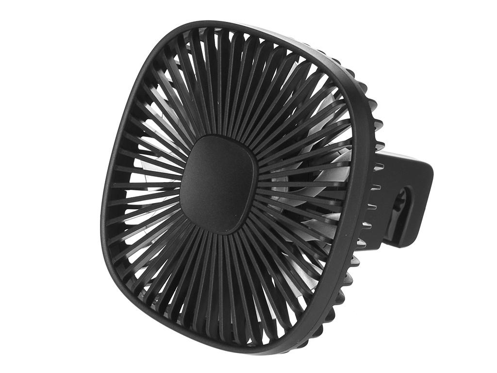 Вентилятор Baseus Natural Wind Magnetic Rear Seat Fan Black CXZR-01