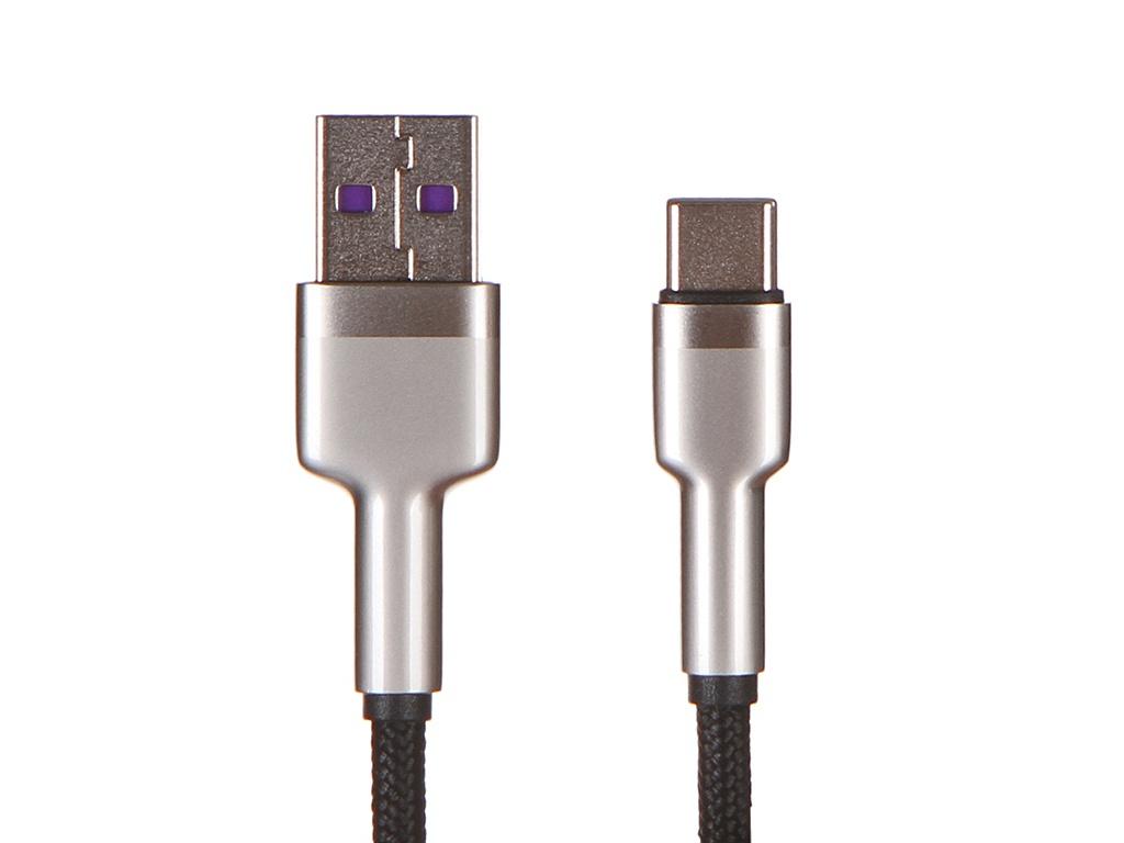 Аксессуар Baseus Cafule Series USB - Type-C 40W 1m Black CATJK-A01