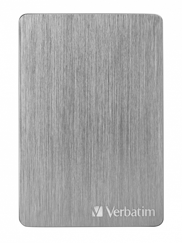Жесткий диск Verbatim Store n Go 2Tb USB 3.2 Space Grey 53665