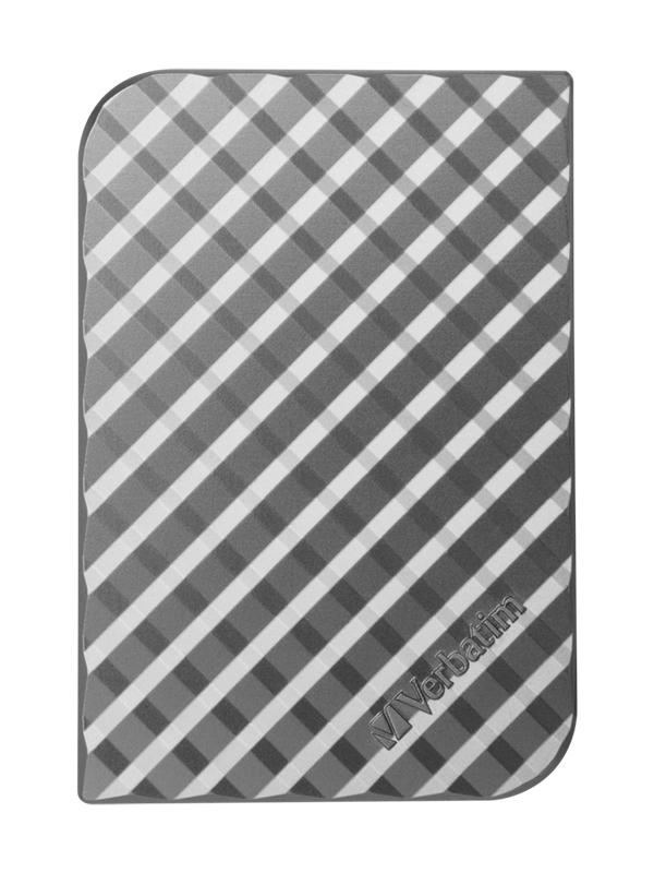 Жесткий диск Verbatim Store n Go 2Tb USB 3.0 Silver 53198