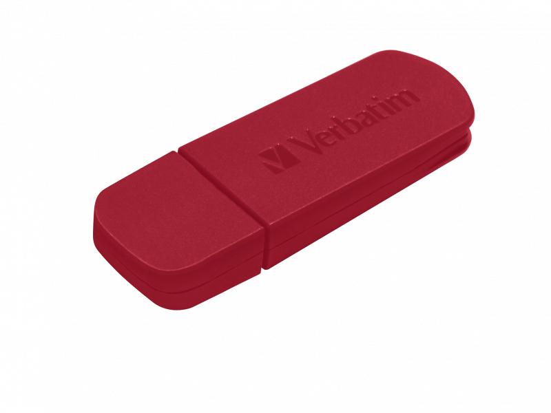 Фото - USB Flash Drive 32Gb - Verbatim Mini Red 49424 verbatim mini elements edition 8gb голубой
