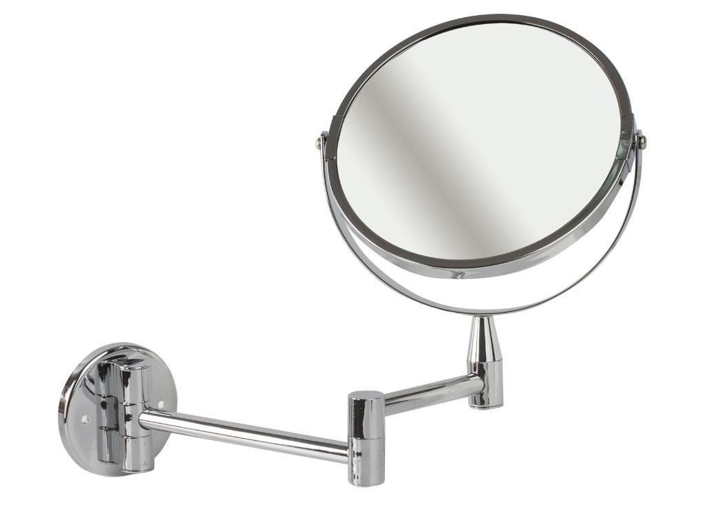 Зеркало настенное Brabix 17cm 604952
