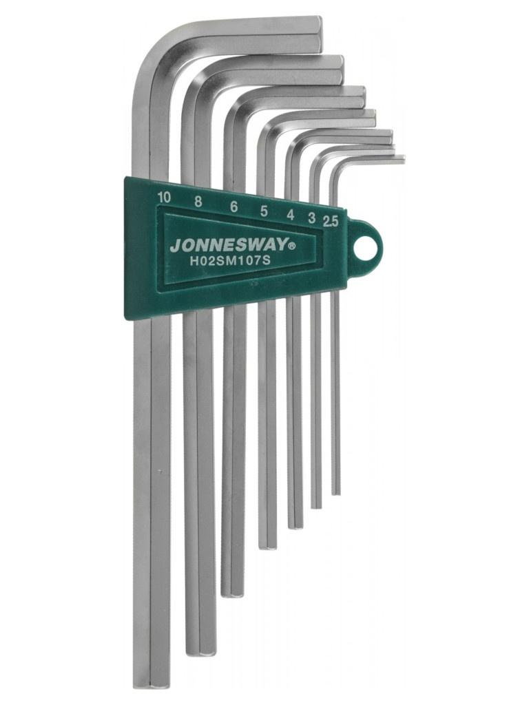 Набор ключей Jonnesway Long H02SM107S