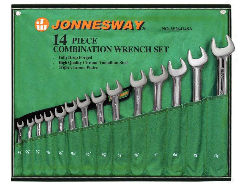 Набор ключей Jonnesway W26414S