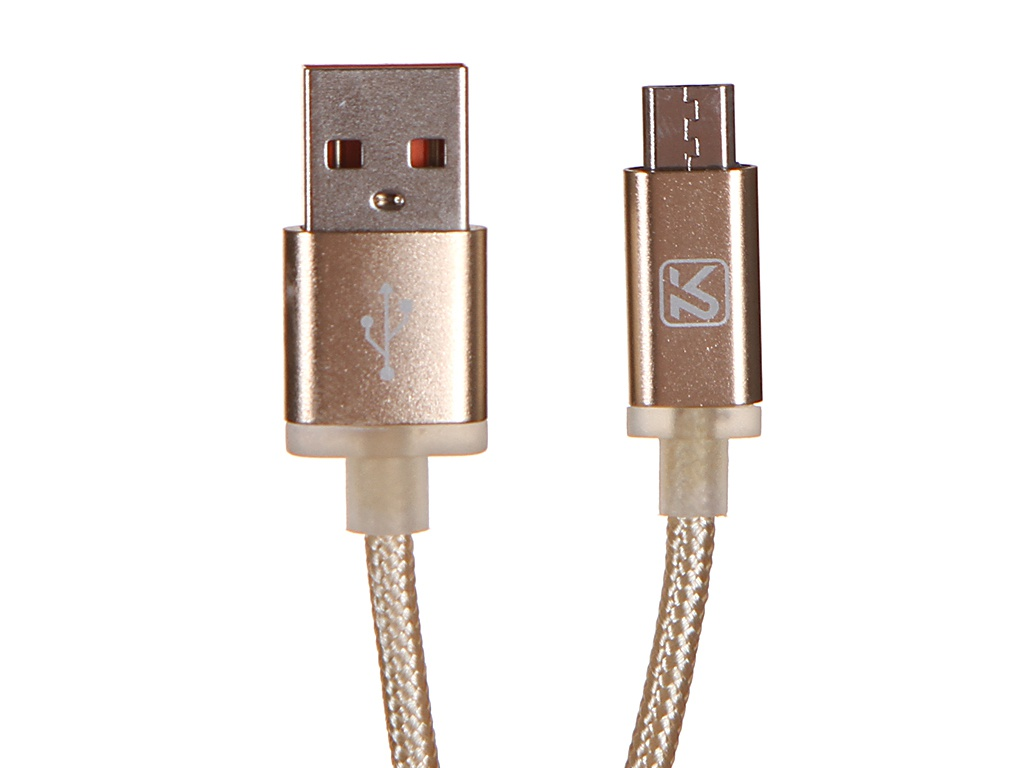 Фото - Аксессуар Kaku KSC-089 USB - MicroUSB A093502 аксессуар kaku ksc 290 aux 3 5mm a093251