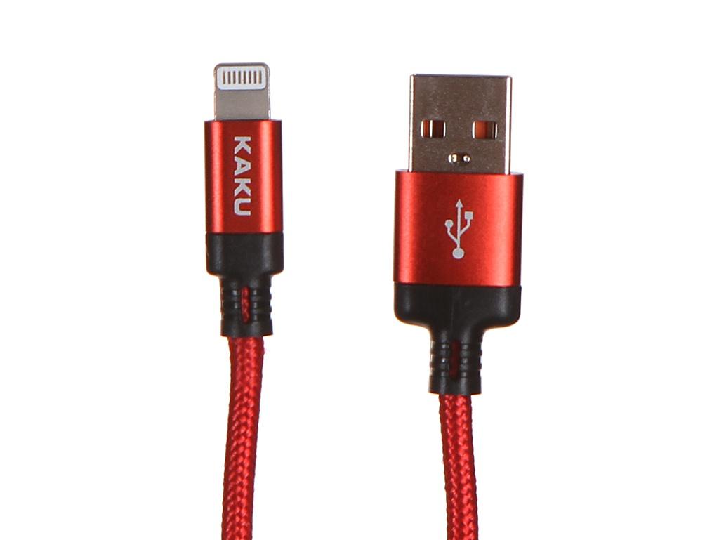 Фото - Аксессуар Kaku KSC-284 USB - Lightning 2m A092501 аксессуар kaku ksc 290 aux 3 5mm a093251