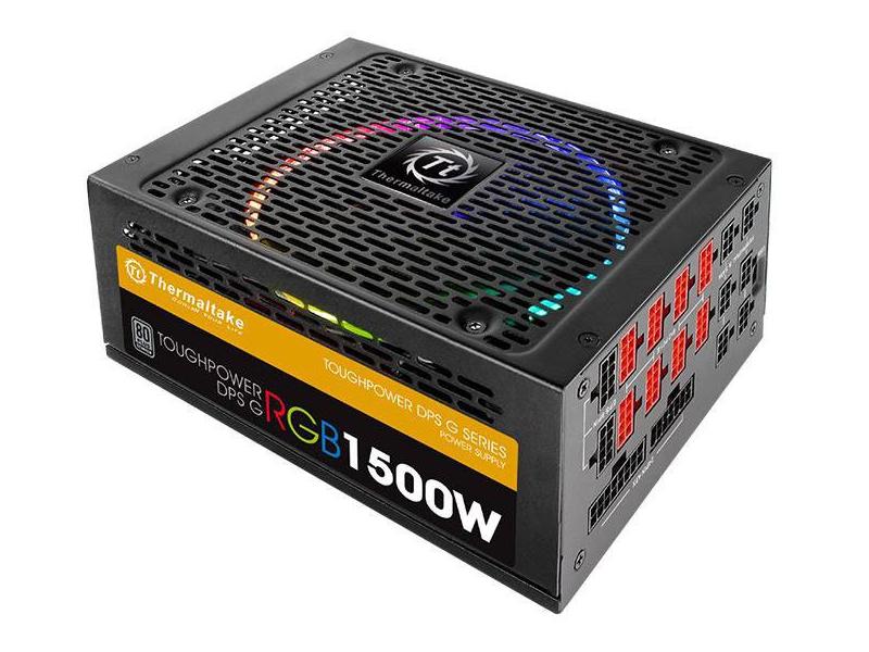 Блок питания Thermaltake Toughpower DPS G RGB 1500W PS-TPG-1500DPCTEU-T