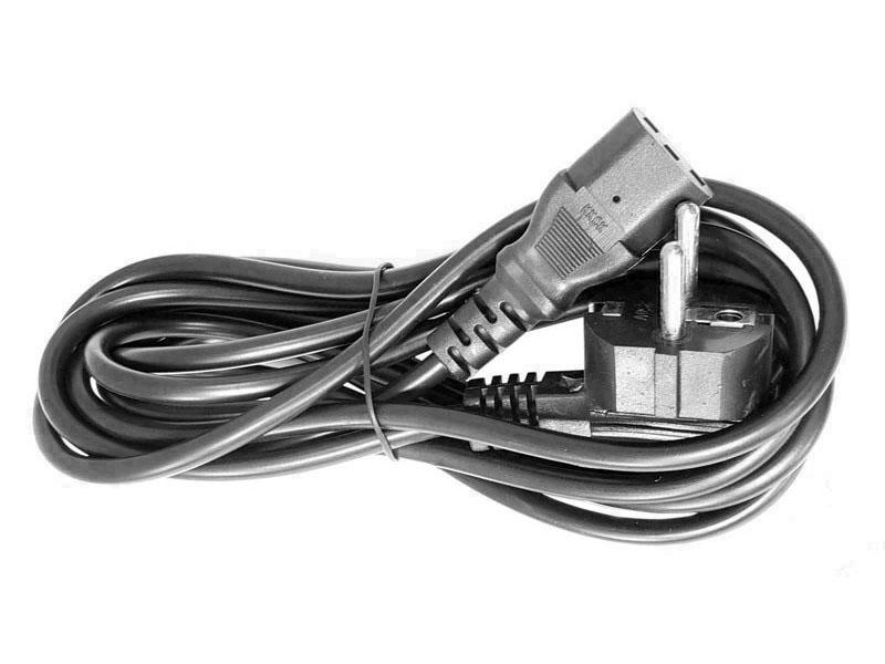 Кабель 5bites IEC-320-C13 / 220V 1m PC207-10A