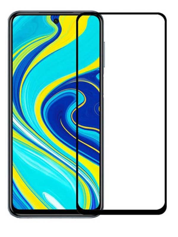 Защитное стекло Pero для Xiaomi Redmi Note 9T Full Glue Privacy Black PGFGP-XRN9T