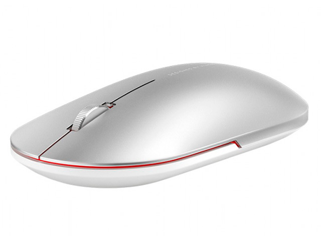 Мышь Xiaomi Fashion Elegant Mouse XMWS001TM Silver