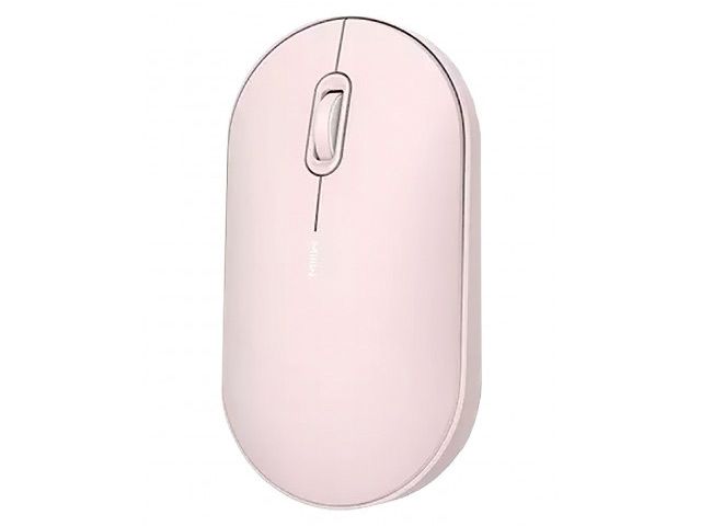 Мышь Xiaomi MIIIW Dual Mode Portable Mouse Lite Version MWPM01 Pink