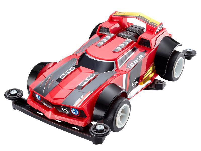 Машинка Young Toys Tobot Супер Рэйсинг Леон Ровер 301204
