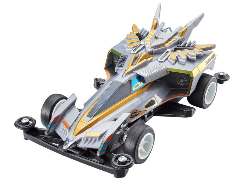 Машинка Young Toys Tobot Супер Рэйсинг Циклон Хок 301206