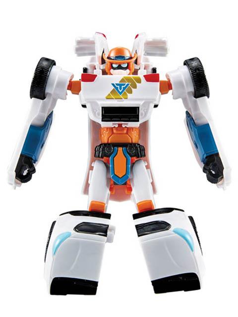 Робот Young Toys Mini Tobot Атлон Джанго 301079