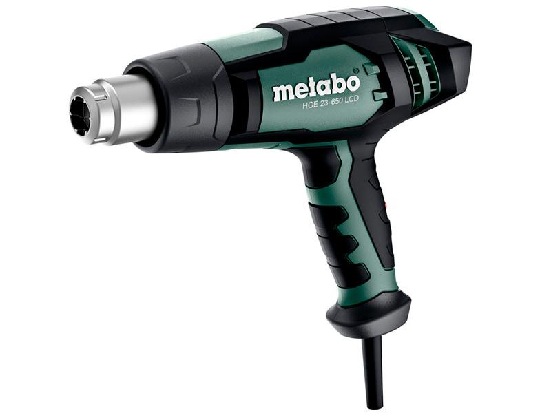 Строительный фен Metabo HGE23-650LCD 603065500