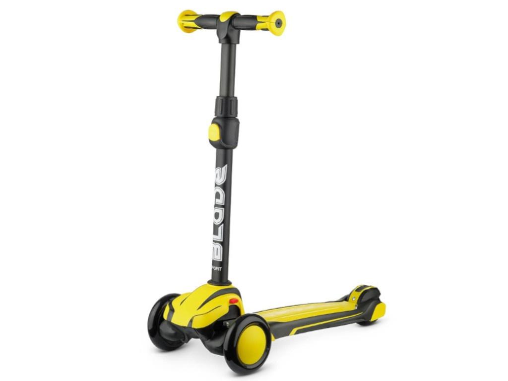 Самокат Blade Sport V1 Black-Yellow 125302