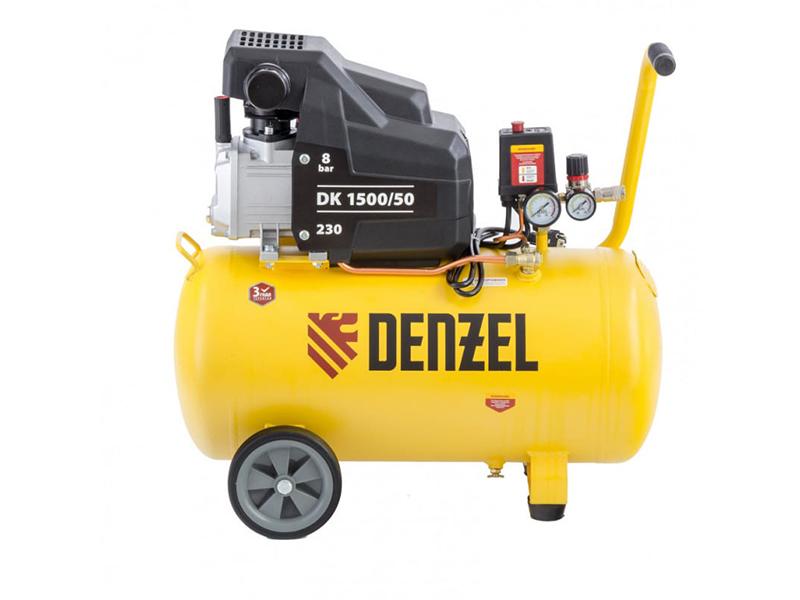 Компрессор Denzel DK1500/50 58064