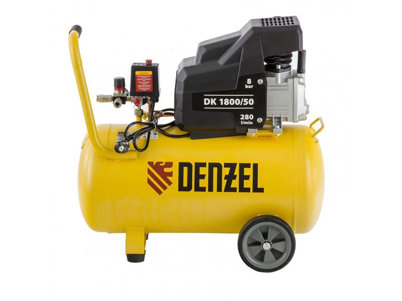 Компрессор Denzel DK1800/50 58068
