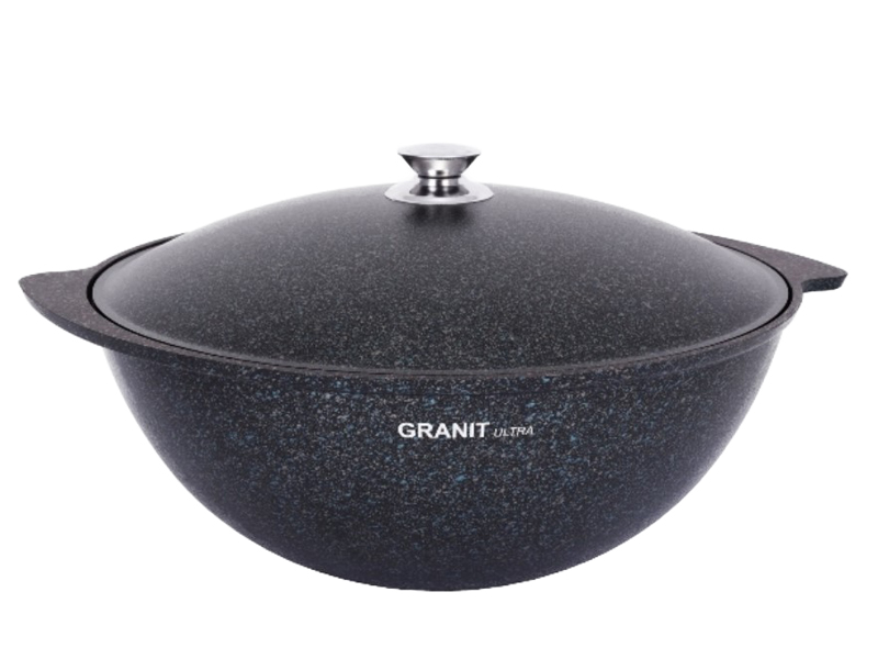 Казан Kukmara Granit Ultra 6L Blue кгг65а