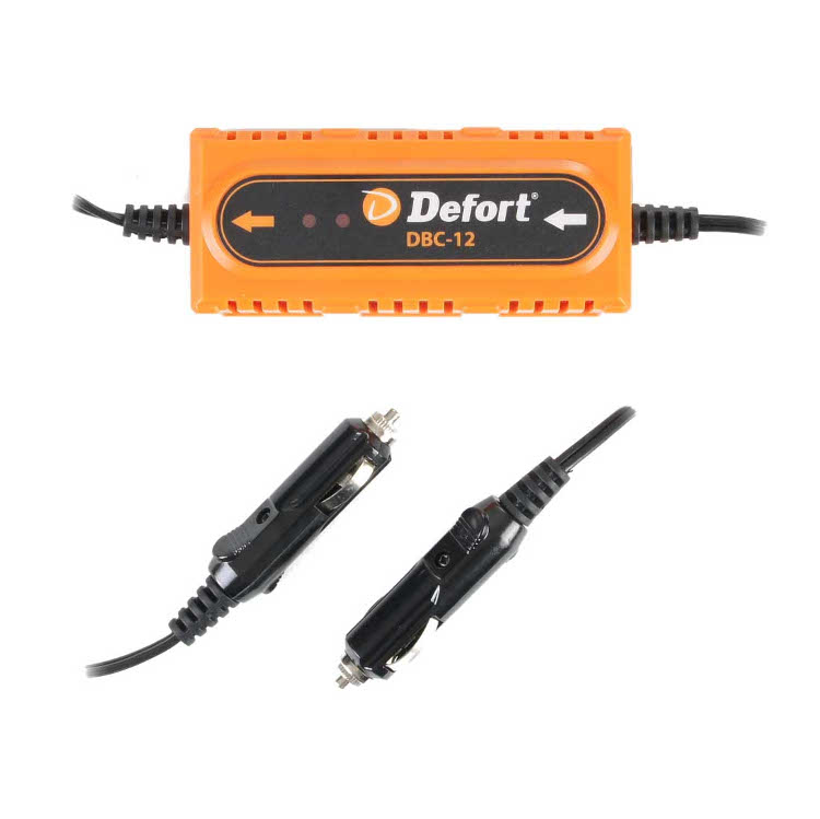 Зарядное устройство для автомобильных аккумуляторов Defort DBC-12 98291117<br>