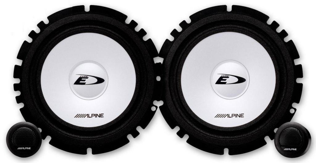 Автоакустика Alpine SXE-1750S цена