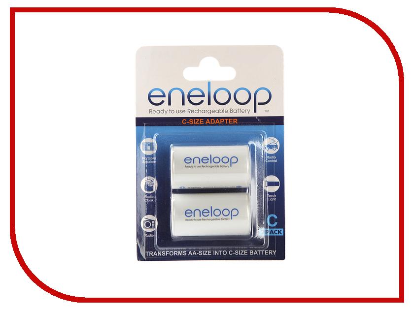 Аксессуар Sanyo Eneloop AD-C-2BP (2 штуки) - адаптер C запчасти для планшетных устройств 10 1 ad c 100050 1 fpc