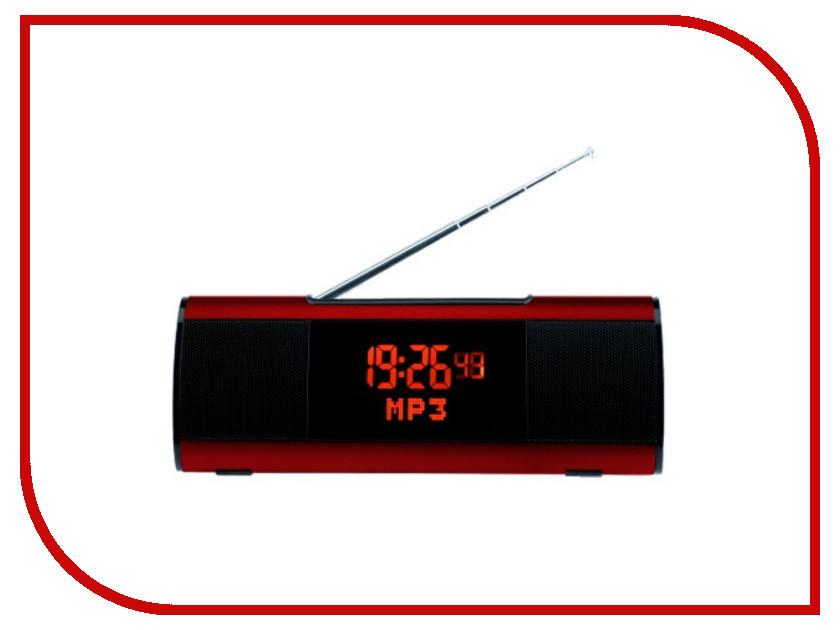 Колонка iBest HJ-89 Red