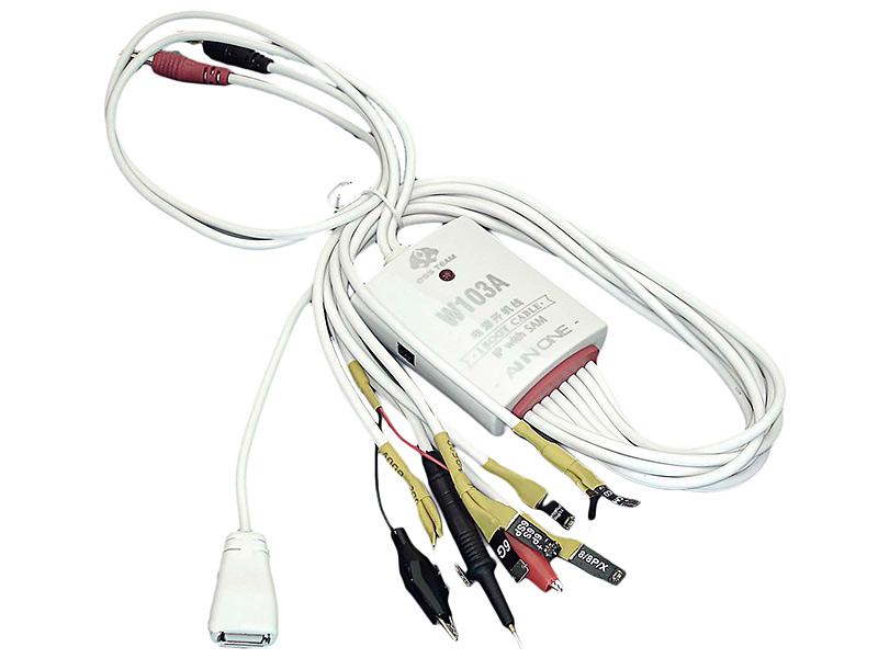 Инструмент для самостоятельного ремонта телефона Vbparts APPLE iPhone 5s / 6 6s 7 8 10 11 079316