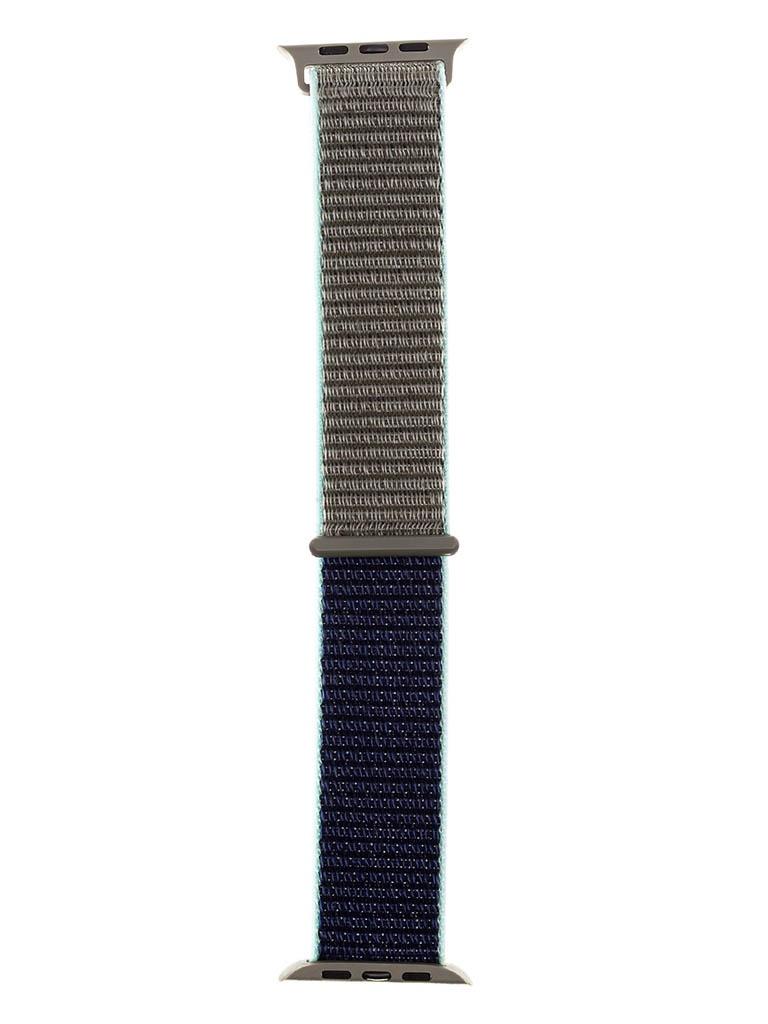 Аксессуар Ремешок Evolution для APPLE Watch 42/44mm Sport Loop AW44-SL01 Nylon Khaki 36764