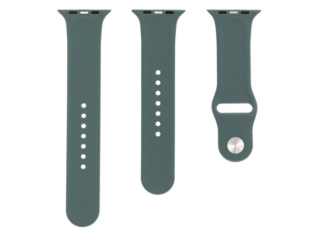 Аксессуар Ремешок Evolution Sport AW40-S01 для APPLE Watch 38/40mm Pine Needle Green 36798