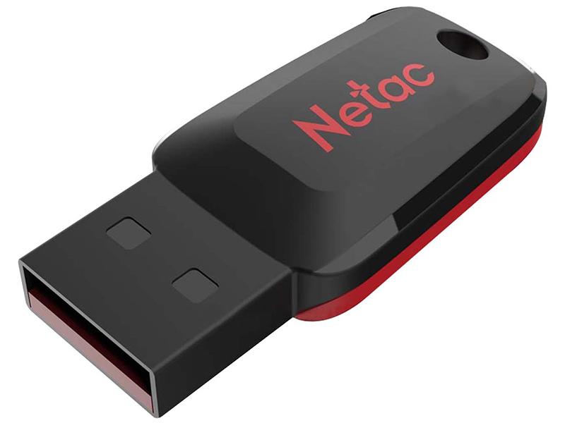 Фото - USB Flash Drive 16Gb - Netac U197 NT03U197N-016G-20BK usb flash drive 8gb netac u197 nt03u197n 008g 20bk