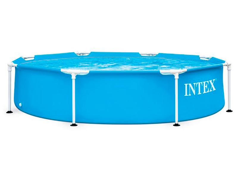 Бассейн Intex Metal Frame 244х51cm 28205