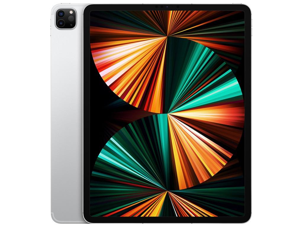 Планшет APPLE iPad Pro 12.9 (2021) Wi-Fi 512Gb Silver MHNL3RU/A iPad Pro 12.9 Wi-Fi MHNL3RU/A
