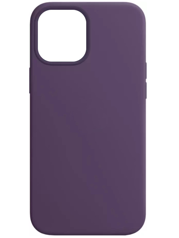 Чехол для APPLE iPhone 12 Pro Max Silicone with MagSafe Amethyst MK083ZE/A