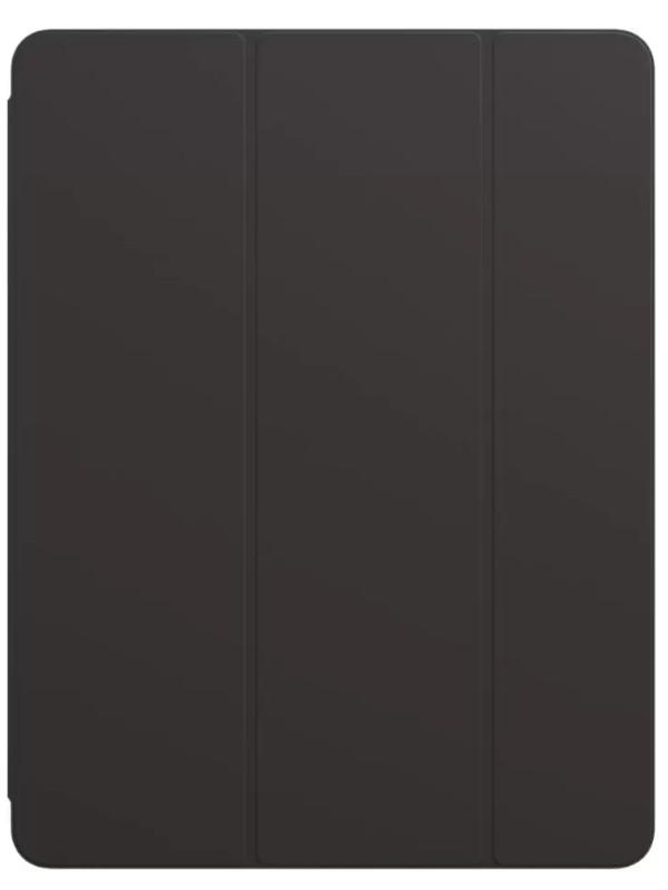 Фото - Чехол для APPLE iPad Pro 12.9 (5th gen.) Smart Folio Black MJMG3ZM/A аксессуар чехол speck balance folio print для ipad 9 7 2017 bikeparts black ash grey 91503 6847