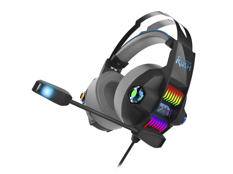 Наушники SmartBuy Rush Stormer Black-Blue SBHG-5000