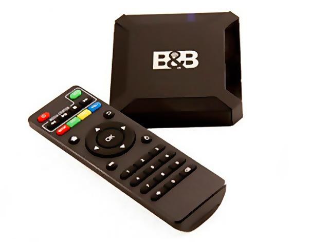 Медиаплеер B&B S2 SmartTV 4К
