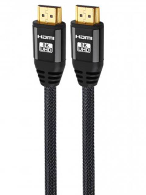 Фото - Аксессуар KS-is HDMI M - HDMI M v2.1 2m KS-486-2 пусковые провода ks ks 100a 50 2 5m