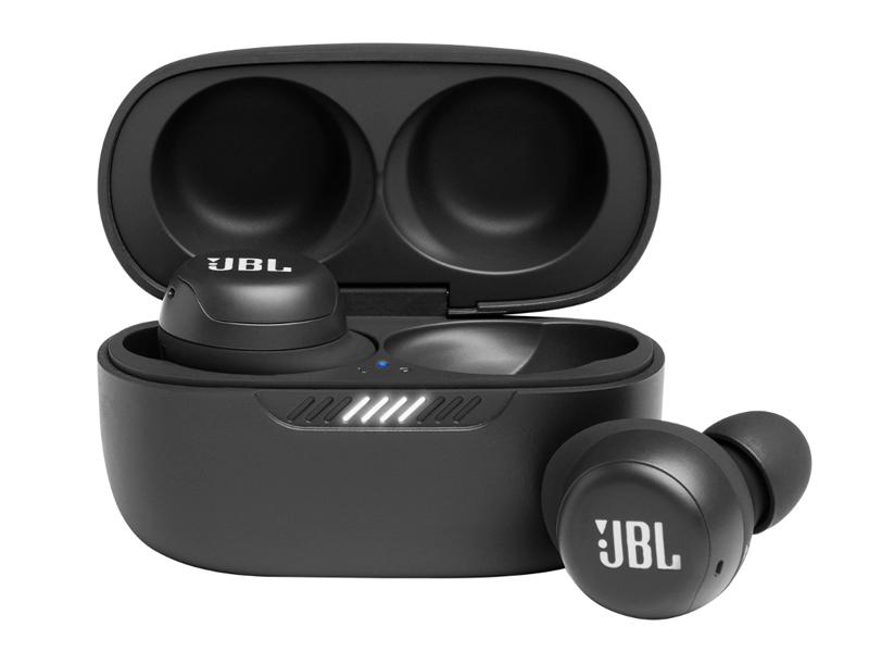 Наушники JBL Live Free NC+ Black JBLLIVEFRNCPTWSB