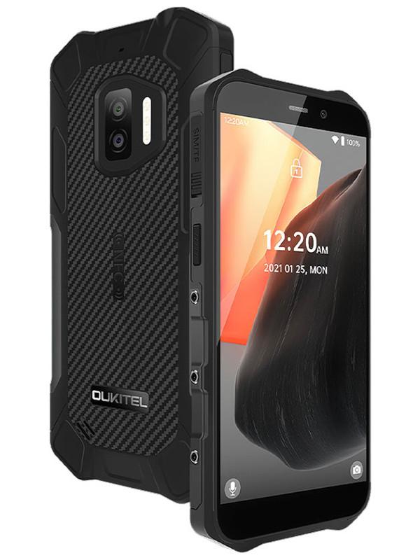 Фото - Сотовый телефон Oukitel WP12 Black сотовый телефон