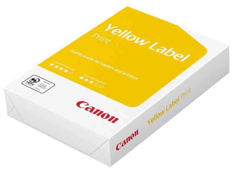 Бумага Canon Yellow Label Print А4 80g/m2 500 листов 14-4769