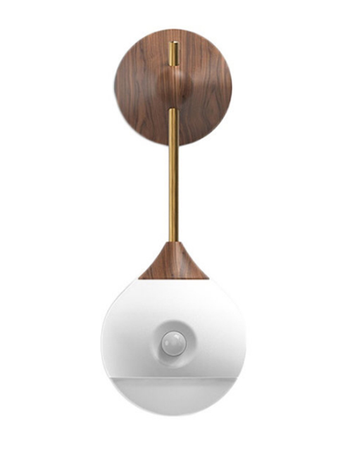 Светильник Xiaomi Sothing Sunny Night Light DSHJ-L-001 Wood Grain