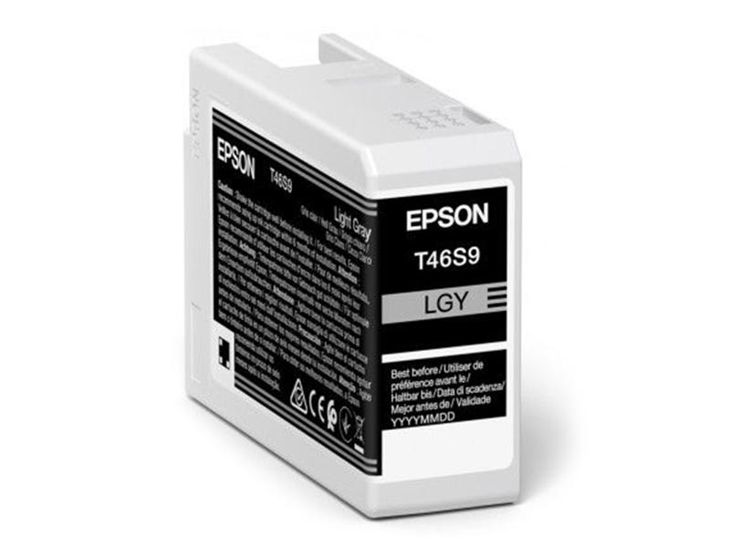 Картридж Epson T46S Light Grey C13T46S900 для SC-P700