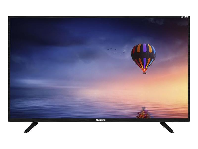 Фото - Телевизор TELEFUNKEN TF-LED43S08T2SU 43 телевизор telefunken 43 tf led43s45t2s черный