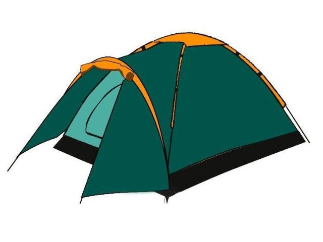 Палатка Totem Summer 2 Plus V2 TTT-030