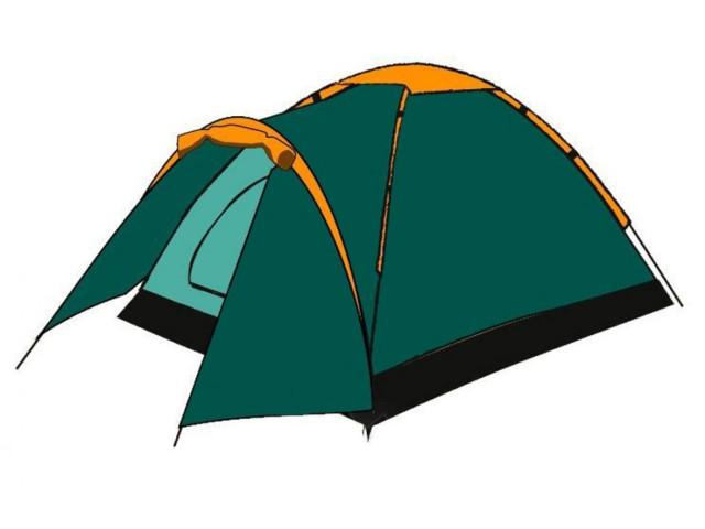 Палатка Totem Summer 4 Plus V2 TTT-032