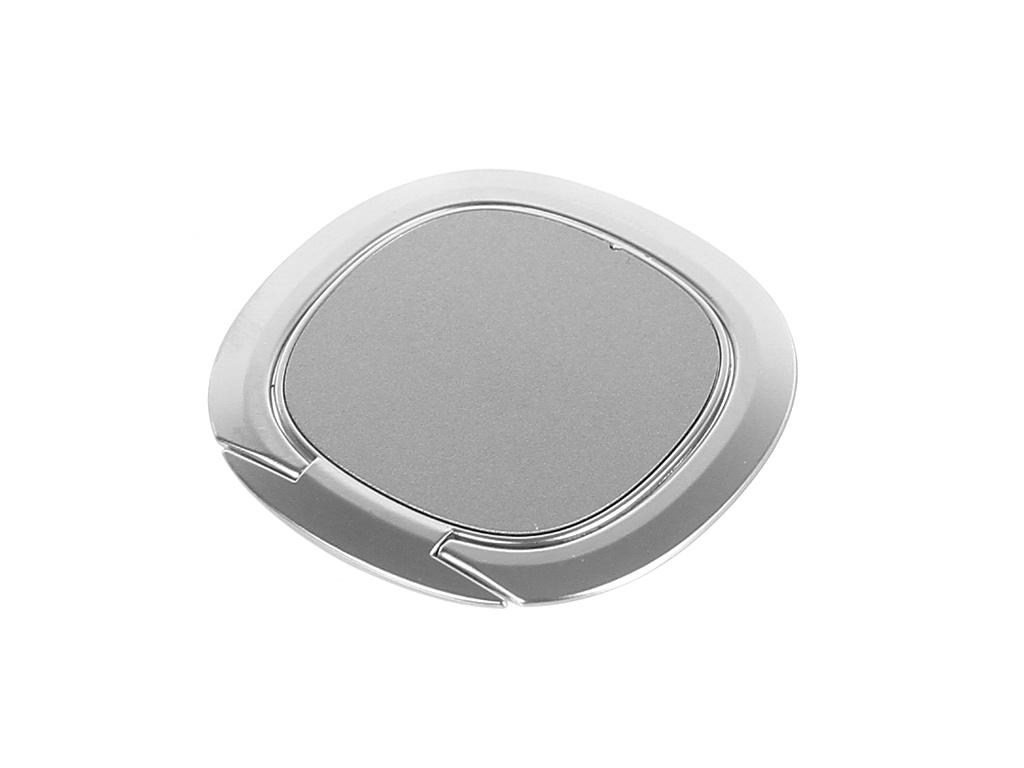 Фото - Попсокет Baseus Invisible Phone Ring Holder Silver SUYB-0S беспроводная зарядка baseus wxix 0s silver серебристый