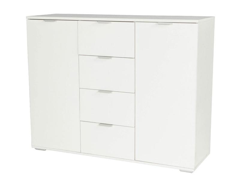 Комод Vental НК-4 White комод комод нк 5 комод нк 5