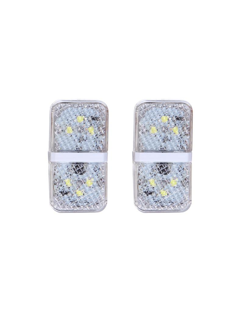 Сигнальная лампа открытия двери Baseus Door Open Warning Light 2pcs/pack White CRFZD-02