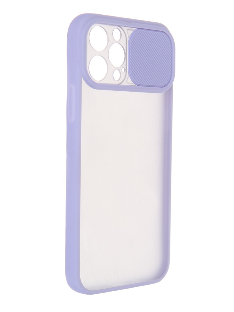Чехол LuxCase для APPLE iPhone 12 / Pro TPU+PC 2mm Lavender 63158